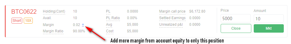 okex.com fixed margin